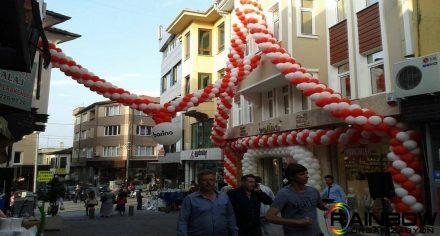 Balon Süsleme Organizasyon