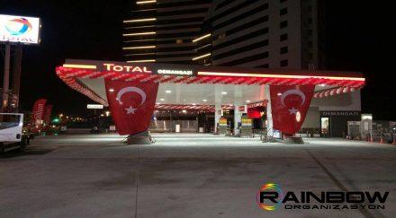 Benzinlik Açılış Organizasyonu