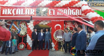 Bursa Açılış Organizasyon