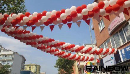 Bursa Açılış Organizasyon Balon Süsleme