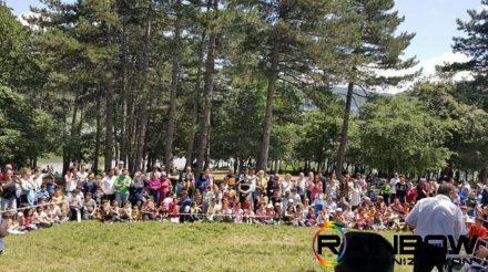 Piknik organizasyonu mangal