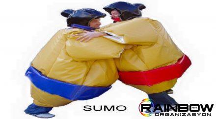 Sisme oyun parkuru Sumo