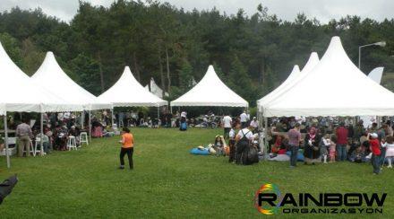 piknik organizasyonu çadır kiralama