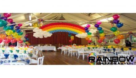 balon süsleme şirketi doğum günü