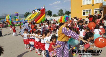 bursa okul şenlik organizasyonu