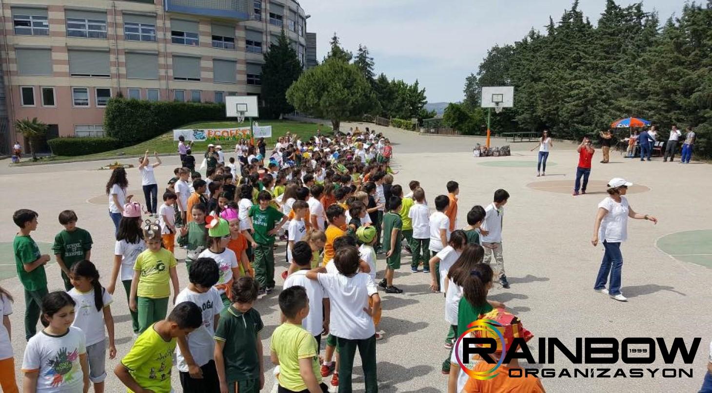 okul şenlik organizasyonu